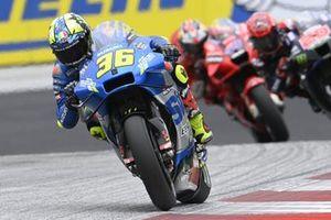 Joan Mir, Team Suzuki MotoGP, Fabio Quartararo, Yamaha Factory Racing, Jack Miller, Ducati Team