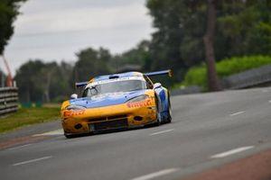 #37 Dodge Viper GTS-R: Gérard Lopez, Eric Helary