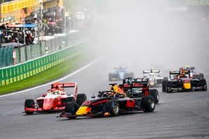 Jak Crawford, Hitech Grand Prix, Olli Caldwell, Prema Racing