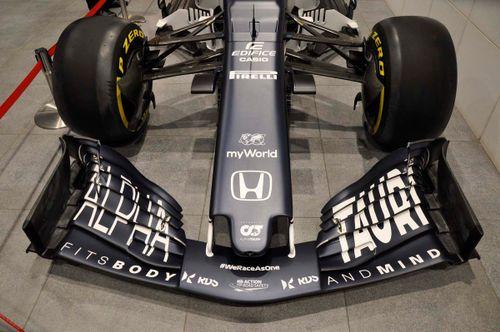 Honda F1 2021 2nd Stage 〜夢は挑戦の先にしかない〜