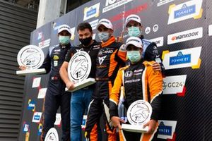 Mehdi Bennani, Sébastien Loeb Racing, Mikel Azcona, Volcano Motorsport, Felice Jelmini, Sébastien Loeb Racing, Isidro Callejas, Brutal Fish Racing Team