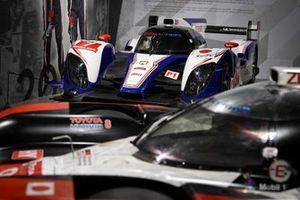 2012 Toyota Gazoo Racing TS030