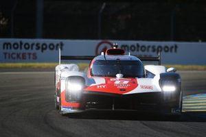 #8 Toyota Gazoo Racing Toyota GR010 - Hybrid Hypercar di Sébastien Buemi, Kazuki Nakajima, Brendon Hartley