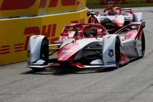 Sergio Sette Camara, Dragon Penske Autosport, Penske EV-5, Joel Eriksson, Dragon Penske Autosport, Penske EV-5