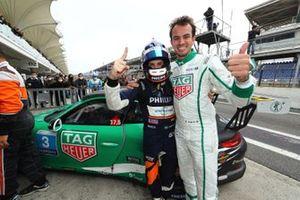 Guilherme Salas e Fran Lara