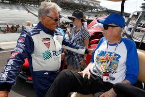 Mario Andretti, Robin Miller