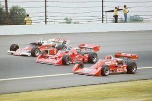 Mario Andretti, Gordon Johncock, A.J. Foyt