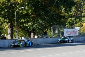 Esteban Muth, T3-Motorsport Lamborghini Huracan Evo GT3, Sophia Flörsch, Abt Sportsline Audi R8 LMS GT3