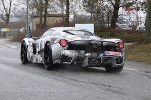 La nuova Ferrari F251