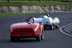 Trofeo Sussex Sam Hancock Ferrari 246 Dino
