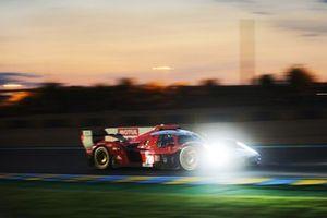 #709 Glickenhaus Racing Glickenhaus 007 LMH Hypercar of Ryan Briscoe, Richard Westbrook, Romain Dumas