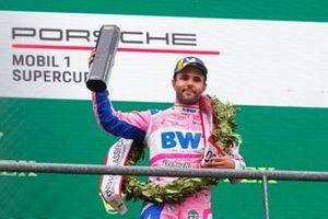 Podium: Dylan Pereira, BWT Lechner Racing