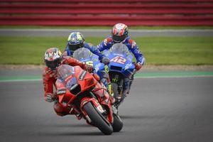 Jack Miller, Ducati Team, Joan Mir, Team Suzuki MotoGP, Alex Rins, Team Suzuki MotoGP