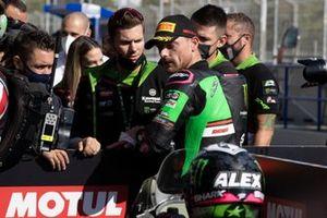 Florian Marino, Alex Lowes, Kawasaki Racing Team WorldSBK