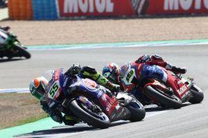 bAndrea Locatelli, PATA Yamaha WorldSBK Team, Alvaro Bautista, Team HRC