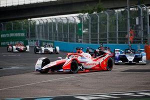 Alex Lynn, Mahindra Racing, M7Electro, Jake Dennis, BMW i Andretti Motorsport, BMW iFE.21, Sebastien Buemi, Nissan e.Dams, Nissan IMO2