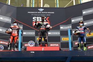 Scott Redding, Aruba.It Racing - Ducati, Jonathan Rea, Kawasaki Racing Team WorldSBK, Andrea Locatelli, PATA Yamaha WorldSBK Team
