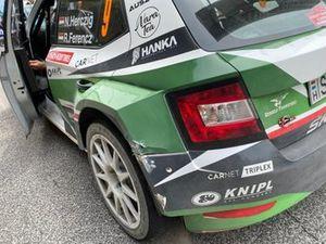Norbert Herczig, Ramon Ferencz, Skoda Fabia Rally2 evo