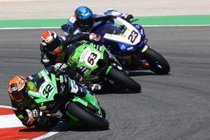 Isaac Vinales, Orelac Racing Verdnatura, Tito Rabat, Kawasaki Puccetti Racing, Christophe Ponsson, Gil Motor Sport - Yamaha
