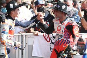 Marc Marquez, Repsol Honda Team, Jorge Martin, Pramac Racing