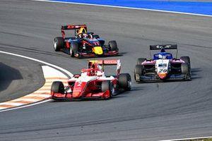 Arthur Leclerc, Prema Racing, Logan Sargeant, Charouz Racing System and Ayumu Iwasa, Hitech Grand Prix