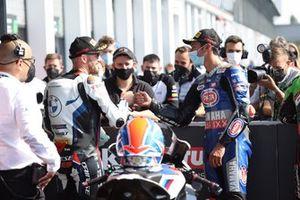 Tom Sykes, BMW Motorrad WorldSBK Team, Toprak Razgatlioglu, PATA Yamaha WorldSBK Team