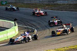 Logan Sargeant, Charouz Racing System, Jak Crawford, Hitech Grand Prix