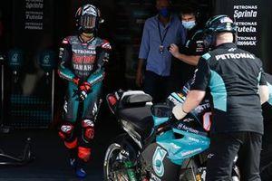 Andrea Dovizioso, Petronas Yamaha SRT