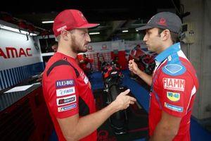Jack Miller, Ducati Team, Johann Zarco, Pramac Racing