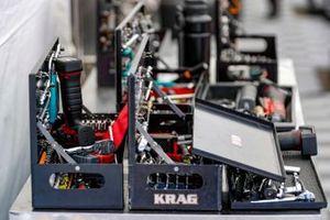Patricio O'Ward, Arrow McLaren SP Chevrolet toolbox
