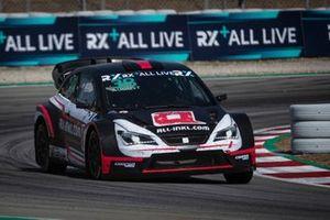 Mandie August, ALL-INKL.COM Münnich Motorsport Seat Ibiza