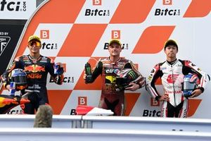 Sam Lowes, Marc VDS Racing Team, Raul Fernandez, Red Bull KTM Ajo, Ai Ogura, Honda Team Asia