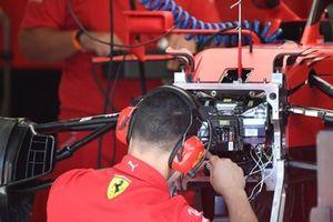 Tech Detail Piola, Ferrari SF21