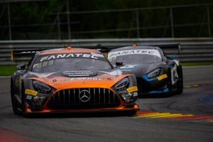 #87 AKKA ASP Mercedes-AMG GT3: Simon Gachet, Konstantin Tereschenko, Thomas Drouet