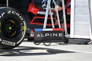 Dettaglio Alpine A521