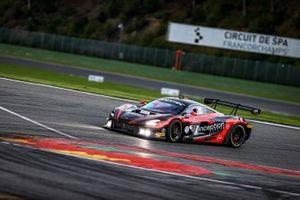 #70 Inception Racing McLaren 720 S GT3: Brendan Iribe, Oliver Millroy, Nick Moss