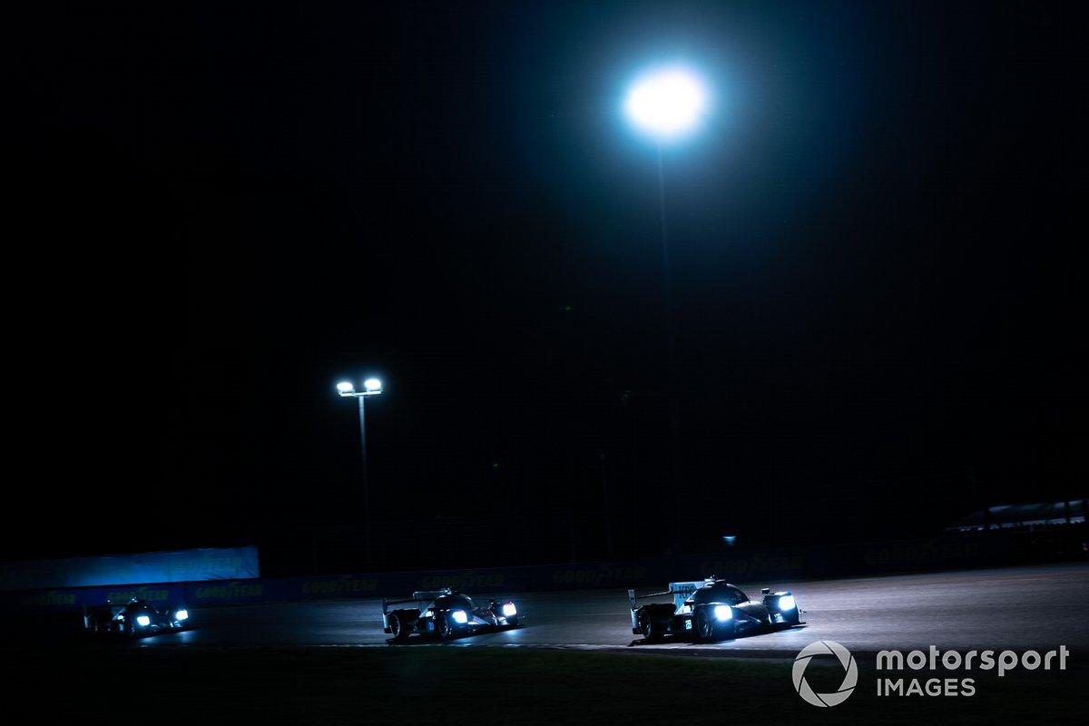 #28 JOTA Oreca 07 - Gibson LMP2, Sean Gelael, Stoffel Vandoorne, Tom Blomqvist