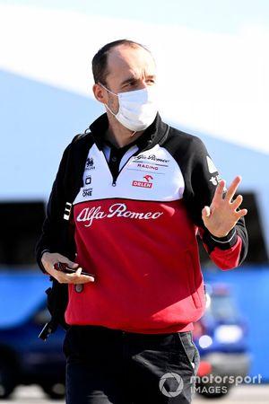 Robert Kubica, Test and Reserve Driver, Alfa Romeo Racing