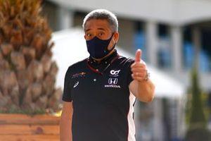 Масаши Ямамото, генеральный менеджер Honda Motorsport
