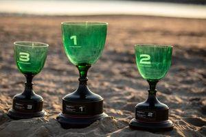 W Series trophies