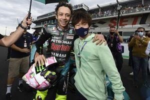 Valentino Rossi, Petronas Yamaha SRT, Yuki Tsunoda