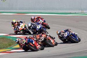 Alvaro Bautista, Team HRC, Scott Redding, Aruba.It Racing - Ducati, Garrett Gerloff, GRT Yamaha WorldSBK Team