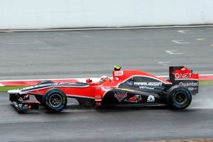 Timo Glock, Marussia Virgin Racing VR-02