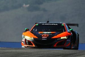 #76: Compass Racing Acura NSX GT3, GTD: Jacob Abel, Mario Farnbacher