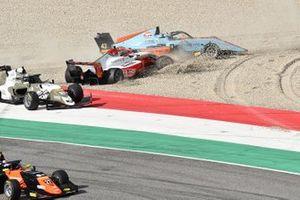 Dino Beganovic, Prema Powerteam, Franco Colapinto, MP Motorsport