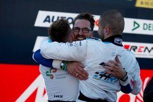 Maximilian Götz, Haupt Racing Team con Maximilian Buhk, Mücke Motorsport y Vincent Abril, Haupt Racing Team