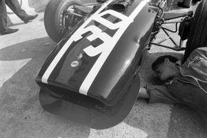 Jochen Rindt's Cooper T86 Maserati