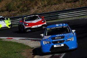#311 Seat Leon Cup Racer: Jörg Kittelmann, Wolfgang Weber, Harald Proczyk