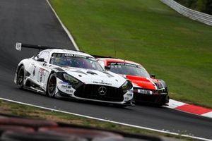 #8 GetSpeed Performance Mercedes-AMG GT3: Francois Perrodo, Emmanuel Collard, Matthieu Vaxiviere, Christer Jöns