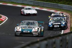 #350 Black Falcon Team IDENTICA Porsche 911 GT3 Cup MR: Marek Boeckmann, Tobias Müller, Carlos Rivas, Maik Rosenberg